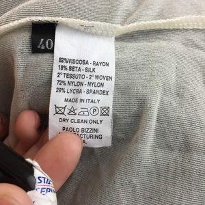 812cc317a9f31 Martine SITBON Dresses - NWT Martine Sitbon Navy Burnout Mini 90's Dress